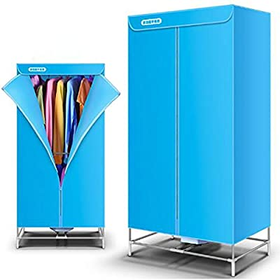 Eesy Dry Electric Clothes Dryer 1300W Large Capacity 15kg 25 Items Energy-Efficient Indoor Wet Laundry Warm Air Drying Wardrobe