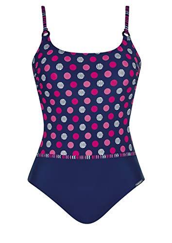 Badeanzug Clara Cup B, Farbe pink, Größe 42