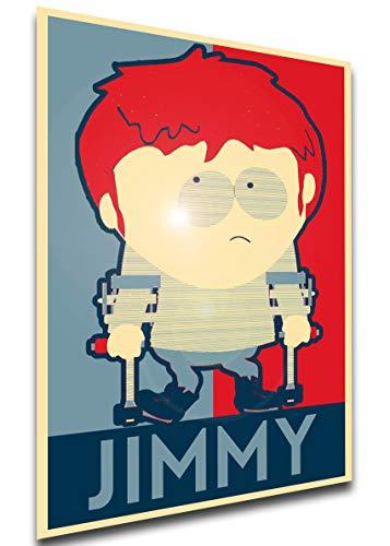 Instabuy Poster - Propaganda - South Park - Jimmy Manifesto 70x50