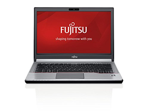 Fujitsu Lifebook E744 VFY:E7440MXP21DE35,6 cm (14 Zoll) Laptop (Intel Core i7-4712MQ, 3,3GHz, 8GB RAM, 256GB SSD, DVD, Win 8) schwarz