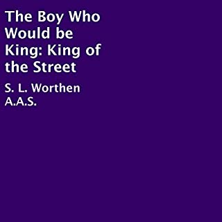 The Boy Who Would Be King audiobook cover art