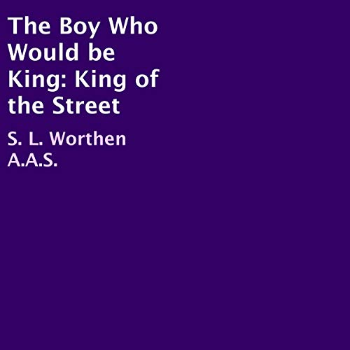 The Boy Who Would Be King  By  cover art