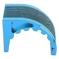 4274モーターヒートシンクRcモーターヒートシンクライト(1515用)ブラシレスモーター(4274ブラシレスモーター用)(blue)