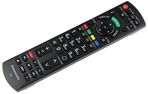 Fernbedienung N2QAYB000487 kompatibel mit /Ersatzteil für Panasonic Fernseher TV