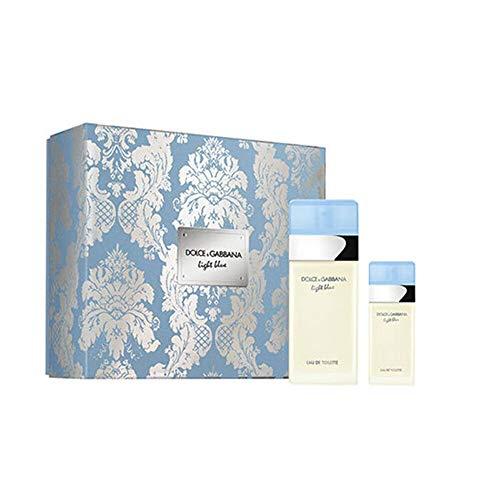Dolce & Gabbana Light Blue Pour Femme Lote 2 Pz 200