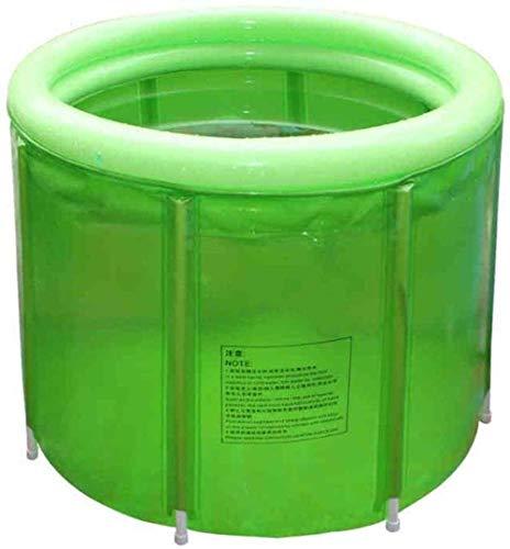 Clip de Engrosamiento de la Red Grande Plegable baño Barril baño baño baño Barril baño para Enviar Globo Independiente Bucket de Doble Aislamiento