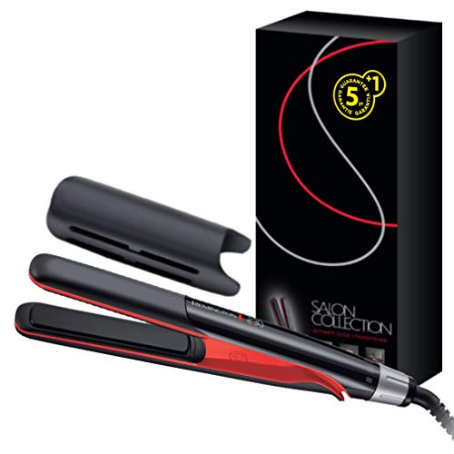 Remington Salon Collection S9700 Plancha de Pelo, Cerámica,