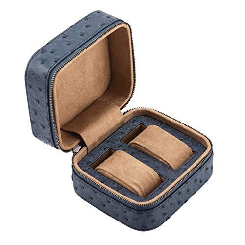 GANG Watch Box-Watch Cas de Voyage Cuir...