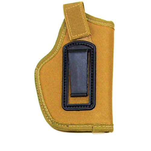 BGJ Funda de Pistola táctica para Glock 17 19 Beretta M92 Colt 1911 Makalov Taurus, Funda de Pistola, Funda de Pistola Oculta Airsoft