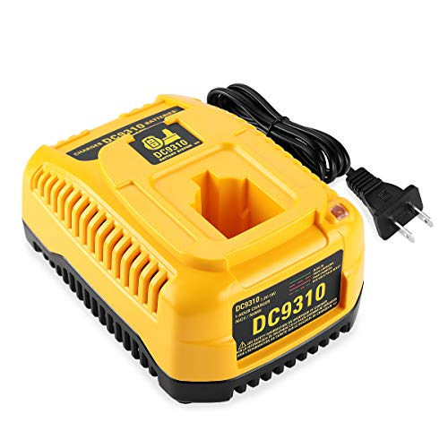 ANTRobut 18V DC9310 Battery Charger Replacement for Dewalt 18V Battery Charger for Dewalt NiCd Battery DC9096