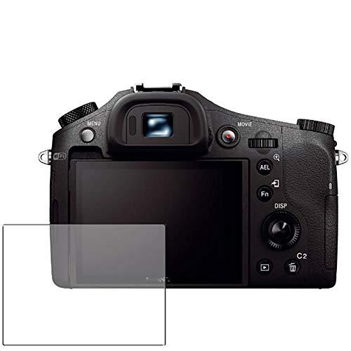 Vaxson 3 Stück Anti Blaulicht Schutzfolie, kompatibel mit Sony Cyber-shot DSC-RX10M2, Displayschutzfolie Anti Blue Light [nicht Panzerglas]