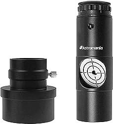 top 10 laser collimator Astromania Alignment 1.25 Laser Collimator New Generation 2″ Adapter (for Newtonian Telescope)