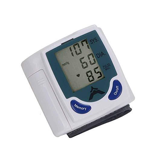 WANGXN Handgelenk-Blutdruckmessgerät Mit Großem LCD-Bildschirmdigitale Automatische Blutdruckmessgeräte