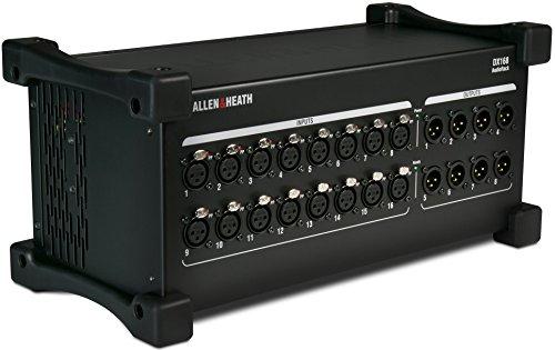 Allen & Heath DX168 - Expansor DX Portatil para Mixers dLive
