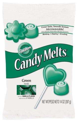 Wilton Dark Green Candy Melts