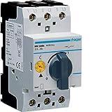 Hager Sistemas MM508N Guardamotor 3P, Campo de Regulación de 2.5 a 4A