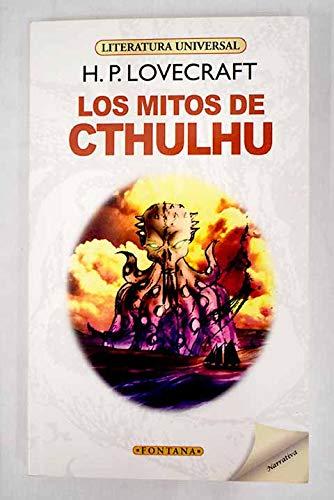 Los mitos de Cthulhu [Spanish] 8415605404 Book Cover