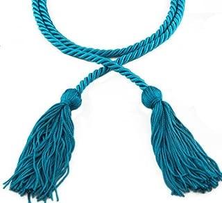 Teal Graduation Honor Cords