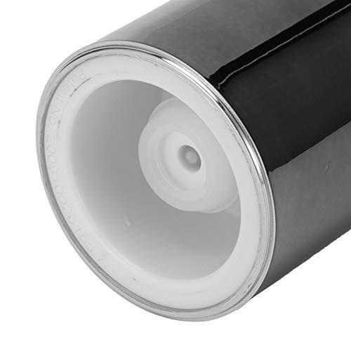 Aoutecen Tapón de Botella de vacío Conservador de champán Ahorrador de champán Almacenamiento sin Aire Cocina para Accesorios de Bar(Gray-Black)