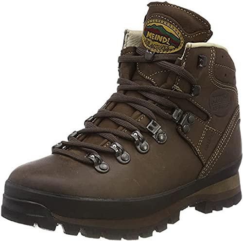 Meindl Borneo Lady 2 MFS Chaussures de randonnée Marron foncé Taille 41,5