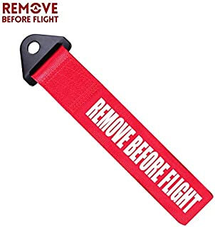 Best remove before flight tow strap Reviews