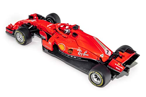 1:43 Sf18-t - 2018 Season (raikkonen)