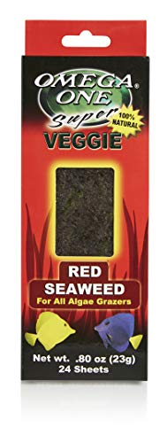 Omega One Super Veggie Seaweeds,rot 23 g