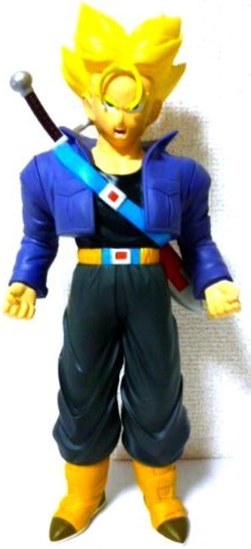 Dragon Ball Z Bikkusaizu Soft Vinyl Figure 4 Super Saiyan Trunks single item
