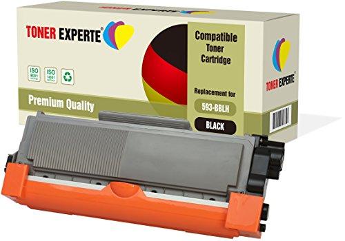 TONER EXPERTE Compatible with 593-BBLH 593-BBKD Premium Toner Cartridge for Dell E310dw, E314dw, E515dn, E515dw