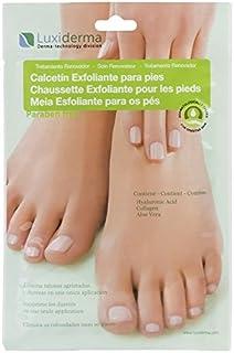 Luxiderma COS 400 Calcetín exfoliante - 2 calcetines