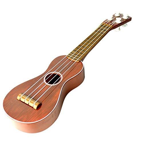 -Ukulele Mode Ukulele for studierende Kinder Kid Anfänger Kinder Akustikgitarre großes Geschenk Kindergarten Spielzeug Mini-Musik-Instrument zufällige Farbe Anfänger und Fortgeschrittene Ukulelen