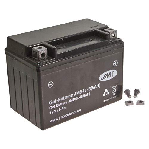 YB4L-B 5A JMT GEL-Batterie 12V 5Ah aufgeladen wartungsfrei leistungsstark versiegelt rüttelfest