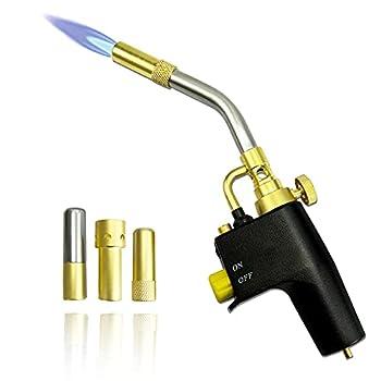 mapp gas torch head