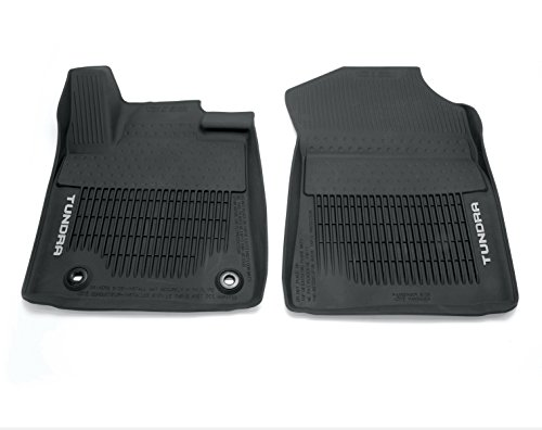 Toyota Tundra D Cab/Crew Max All Weather Floor Liner PT908-34162-02, 2014-2019