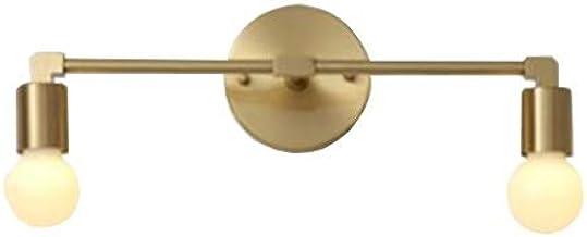 JIY Puur Koperen wandlamp lichte slaapkamer bedlampje Simple Living Room Aisle Study Lamp Huishoudelijke Creative Luxury L...
