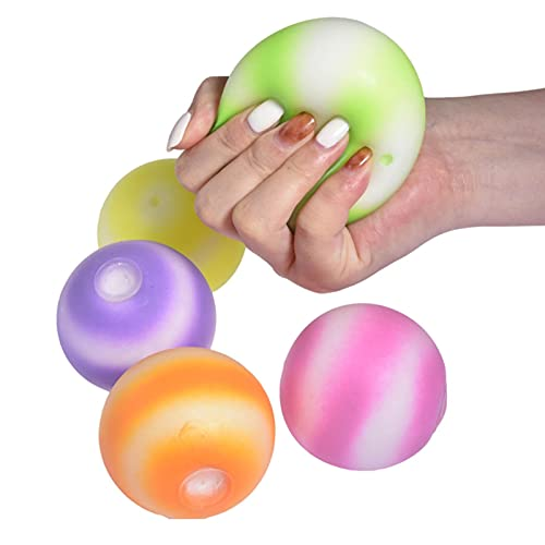 MEYENG Fidgets Sfera Antistress, Pallina Antistress, Pallina Antistress Mano Terapia per Rafforzare La Terapia, Ideale per Riabilitazione Fisica E Rafforzamento della Presa