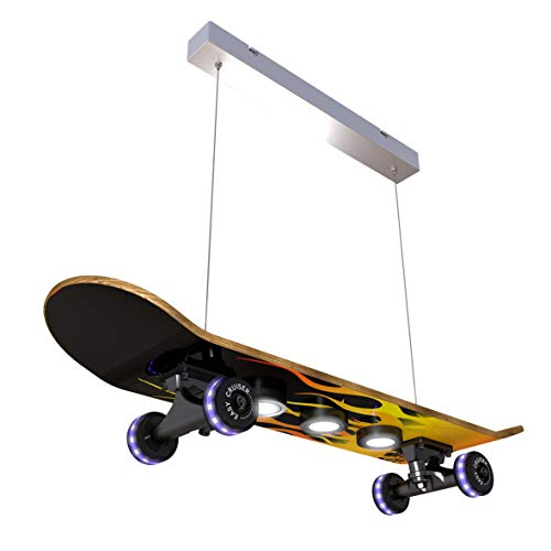 Skateboardlamp EASY CRUISER RGB