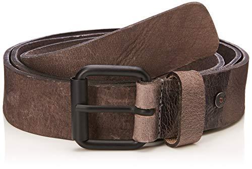 edc by Esprit Accessoires 108ca2s002 Cinturón, Gris (Grey 030), 100 (Talla del fabricante: 85) para Hombre