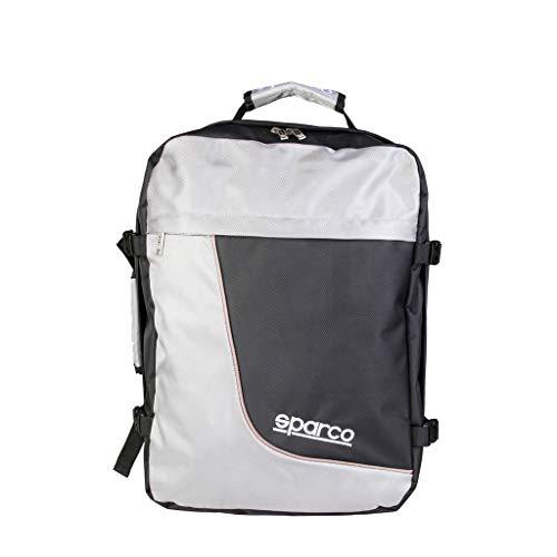 SPARCO Herren R8 Reiserucksack Backpack Grau