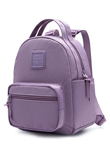 HotStyle ETTASA Small Backpack for Women & Girls, Little Mini Back Pack Purse Cute for Work, Trip and Everyday, Lavender purple