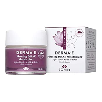 DERMA-E Firming DMAE Moisturizer Alpha Lipoic Acid & C-Ester 2oz