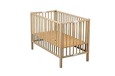 COMBELLE Romeo cama extra-pliant 120x 60cm