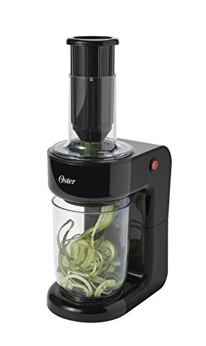 Oster Black Electric Spiralizer