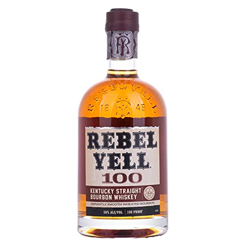 Rebel Yell 100 PROOF Kentucky Straight Bourbon Whiskey 50% - 700 ml