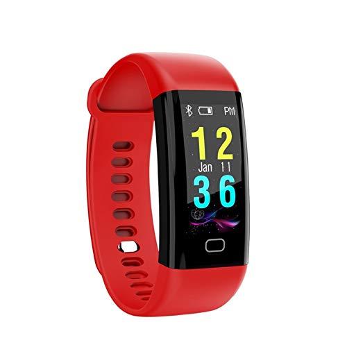 NSADBVTW Smart Band Fitness Pulsera Rastreador Contador de Pasos smartBand Health Frecuencia cardíaca Pulso Rastreo de Sangre Pulsera