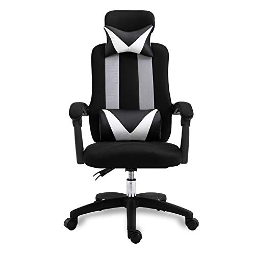 Gaming Chair Reclining, Computer Chair Home Game Chair Büro Ergonomisches Lift Recliner Office-4