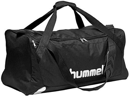 Hummel CORE Sports Tasche, Schwarz, M