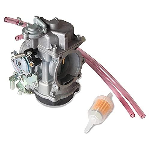 love lamp Carburador Carburador de Motocicletas de 40 mm Compatible con Davidson Compatible con Withroad King CV40 XL883 203F Engine