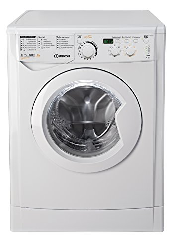 Indesit EWDD 7145 W DE Waschtrockner / 1134 kWh / My Time Täglich-Schnell-Programme unter 1 Std / Aquastopp