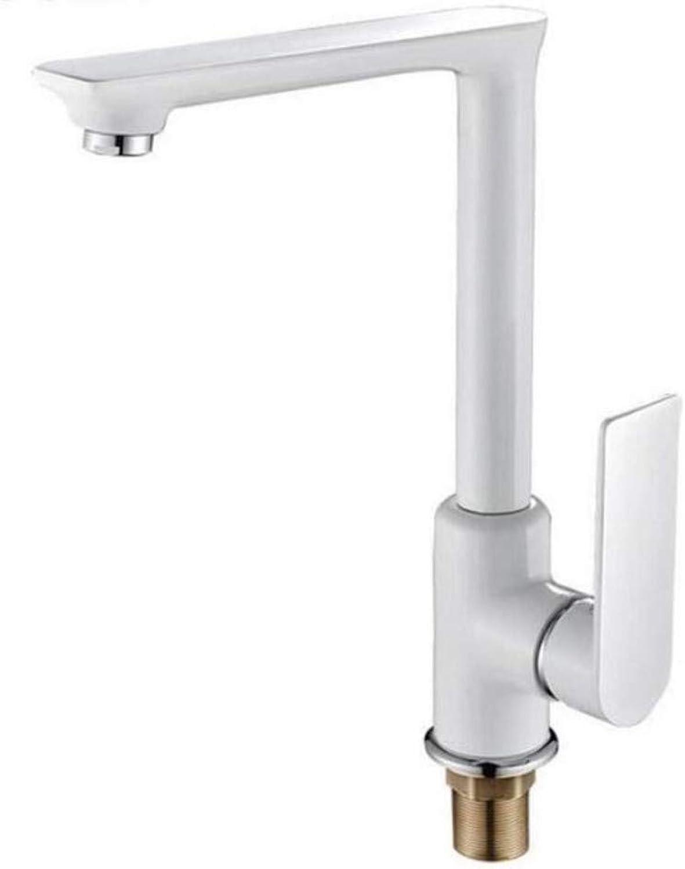 Brass Wall Faucet Chrome Brass Faucettap Single Handle 5 colors Black Kitchen Faucet Sink Tap